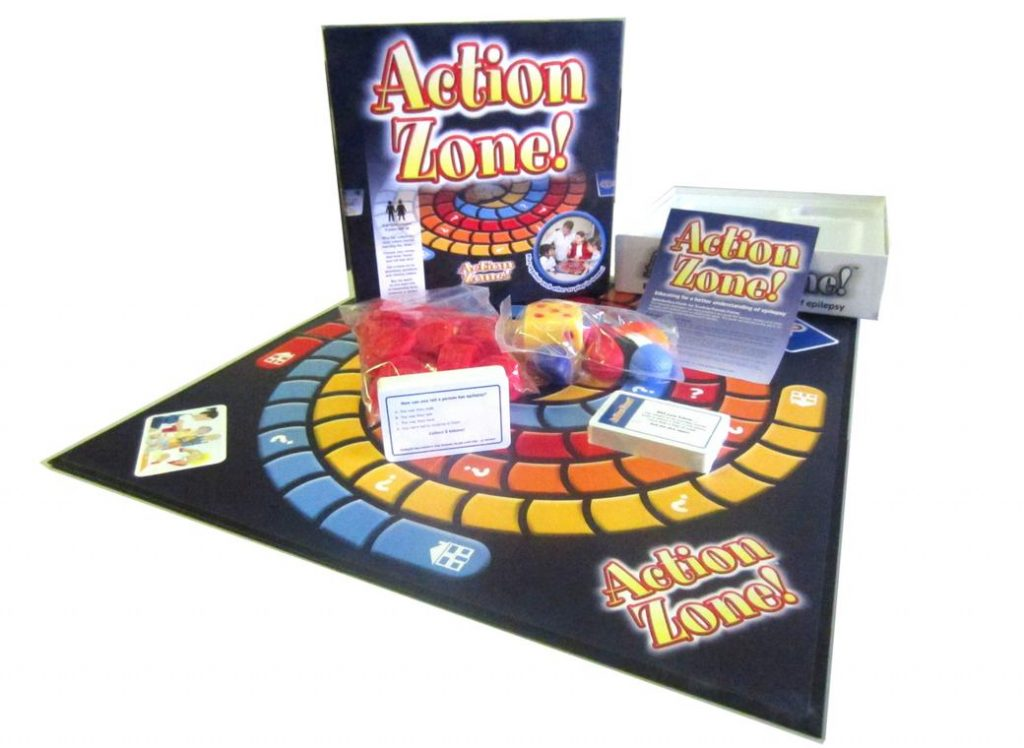 Action Zone board game