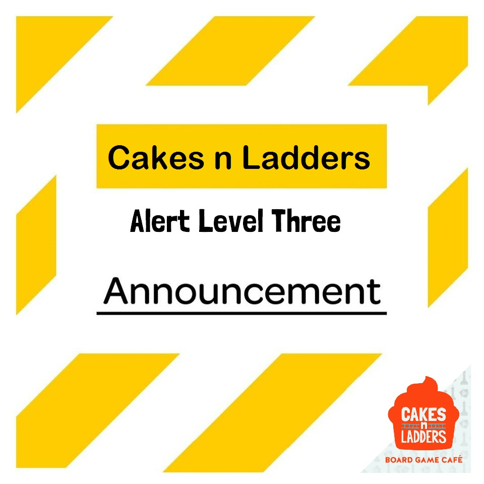 Alert level 3 announcement