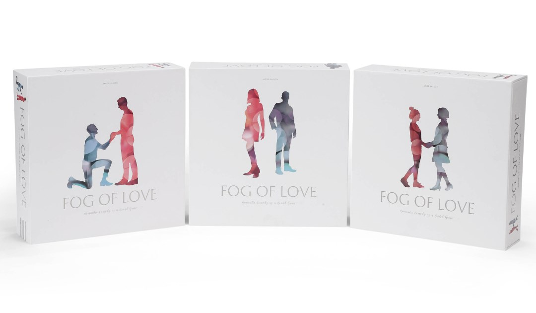 Fog of Love Alternate Covers